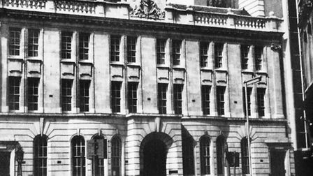 Marlborough Street Magistrates' Court, from which David Martin escaped