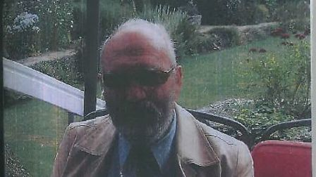 William Robinson, who has gone missing from Lowestoft