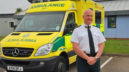 Former EEAST chief executive Dr Anthony Marsh came under fire when it was revealed the trust spent �