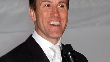 Anton Du Beke who will be hosting Gary Avis and Freinds at the Ipswich Regent in September