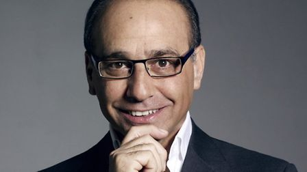 Businessman and TV Dragon Theo Paphitis
