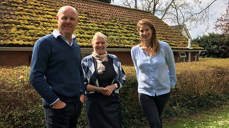 A new range of grants have been made to local good causes. The picture shows(L to R): James Hopkins