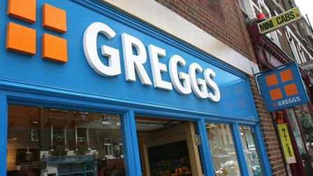Greggs today delivered a trading update covering the first quarter of the year. Photo: Tim Ireland/