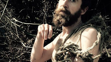 Return of the Wildman which forms part of this year's Storm of Stories storytelling festival
