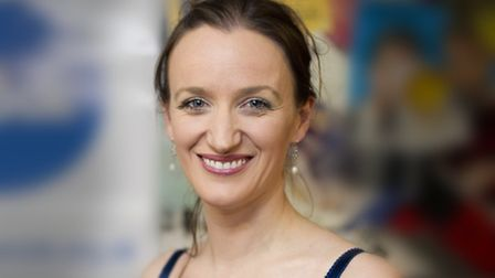 Comedian and political activist Kate Smurthwaite. She says it's 2016 and theres absolutely no reaso