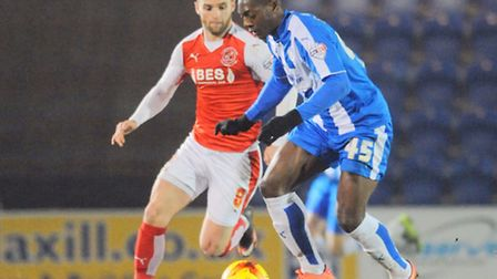 Marvin Sordell, who has been released by Colchester United