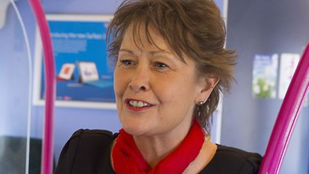 Essex Chambers of Commerce chief executive Denise Rossiter. Picture: Spencer Griffiths