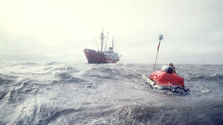 Sir Ranulph Fiennes and co leave for the Yukon River and NW Passage