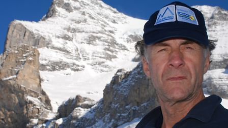 Sir Ranulph Fiennes is just one of the speakers at BooksEast, the new literary festival being held