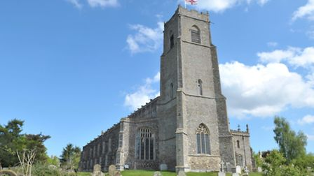 Blythburgh Church played host to the Choir of Kings College as part of the Aldeburgh Festival