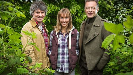 Programme Name: Springwatch 2016 - TX: n/a - Episode: Springwatch 2016 (No. n/a) - Picture Shows: M