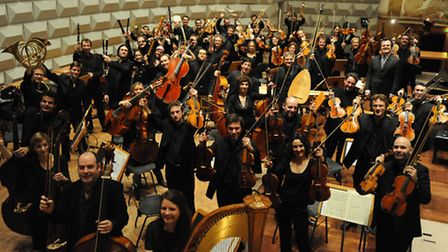 Les Siecles who perform at this year's Aldeburgh Festival. Photo: A Klostermann