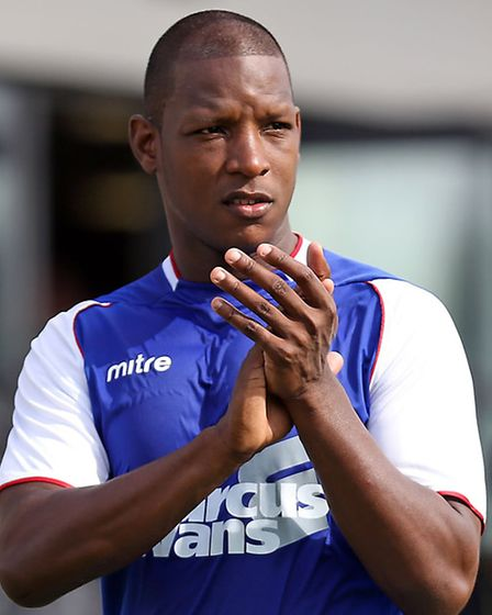 Titus Bramble played for Ipswich Town on their last visit to Barnet