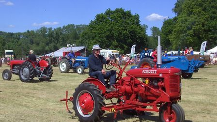 Aldham Old Time Rally