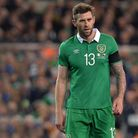 Republic of Ireland's Daryl Murphy during the UEFA Euro 2016 Qualifying Playoff second leg at the Av