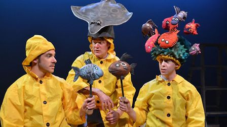 Once Upon A Festival show Tiddler and Other Tales