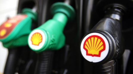 Shell is scaling down investment and looking for cost savings.