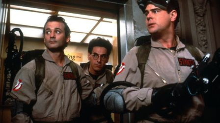 Ghost Busters (1984).