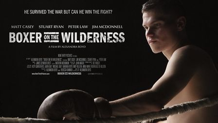 Director Alexandra Boyd - poster for Boxer On The Wilderness