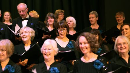 Ipswich Choral Society in concert