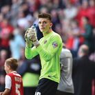 Nick Pope has signed for Burnley