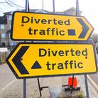 Stock image. The road closure along the B1113 has been lifted five weeks early, meaning motorists wi