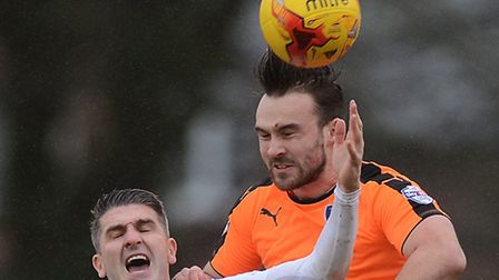 Jamie Harney, who has signed a new one-year deal with the U's