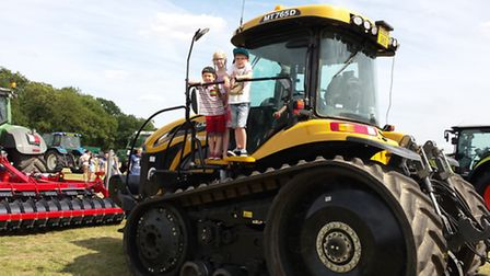 The Tractor and Country Show