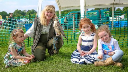 Elveden Country and Craft Show. Photo: Lee Townsend