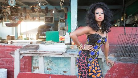Kelis, appearing at this year's BSTK festival