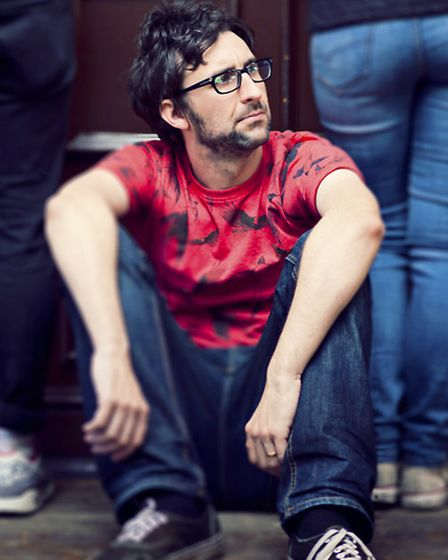 Comedian Mark Watson is touring new show Im Not Here