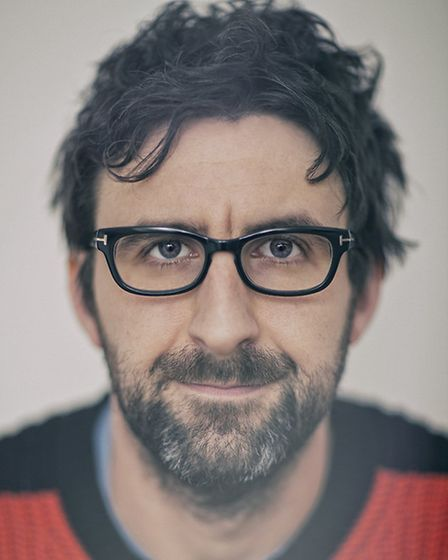Mark Watson's new show is structured around a journey to Australia where he wasnt sure whether he w