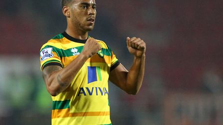 Elliott Bennett, pictured during his time at Norwich City