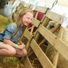 Tendring Show, Lawford House Park, Manningtree. Pictured is Lilly Harper.