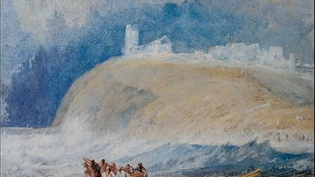 Turner's painting of Dunwich
