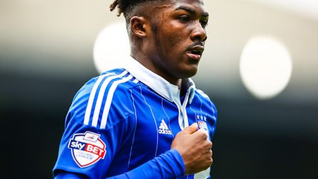 Ainsley Maitland-Niles made 23 starts and nine substitute appearances for Ipswich Town last season,