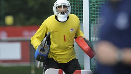 George Pinner will be GB's first-choice keeper in Rio
