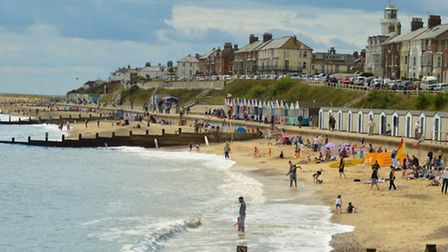 If a bech day is ruined by rain, head to Southwold Pier instead