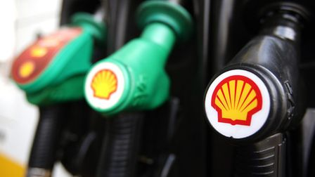 Royal Dutch Shell has reported a 72% plunge in profits.