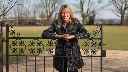Joint chief executive for the East of England Co-op Minnie Moll has been appointed by HRH The Prince
