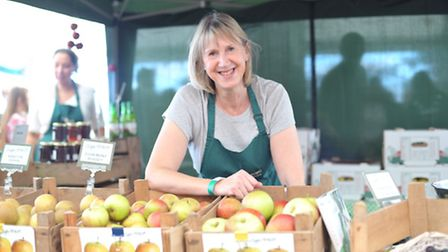 Thousands of people visit the AldeburghFood and Drink Festival at Snape Maltings each year