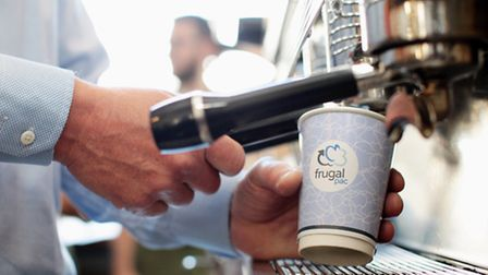 Martin Myerscough's Frugalpac cup