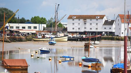 Woodbridge is said to be the 10th happiest town in the UK