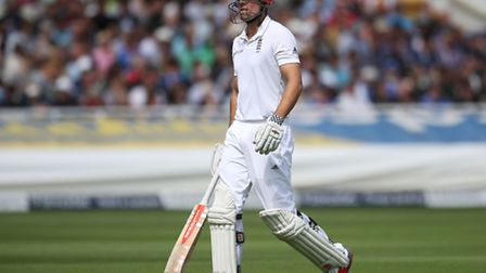 England captain Alastair Cook will play for Essex tomorrow