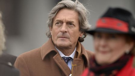 Nigel Havers reveals he will at some time return to Suffolk
