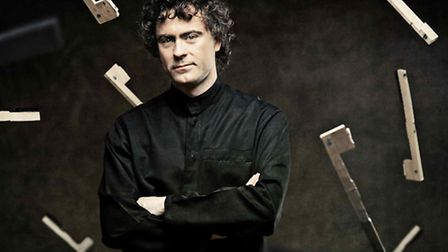 Pianist Paul Lewis who performed at the Snape Proms