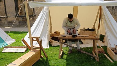 Meet the Normans at Framlingham Castle this weekend