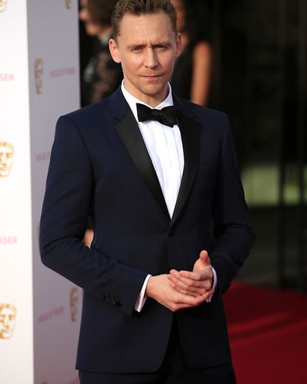 Would Tom Hiddleston make a good lead character, if Det Insp Nick Lowry became a TV series? You neve