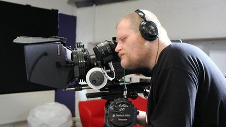 Freelance writer, director and actor John Hales