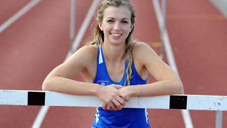 Ipswich Harriers athlete Katy Sealy is going to the Olympics.